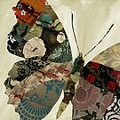 Butterfly Brocade by mindydidit