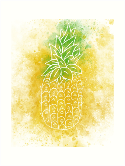 Pineapple by megdig