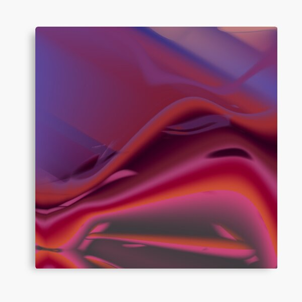 The Shape Of Sound Canvas Print