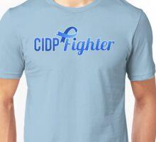 CIDP Fighter - Sideways - CIDP Awareness Unisex T-Shirt