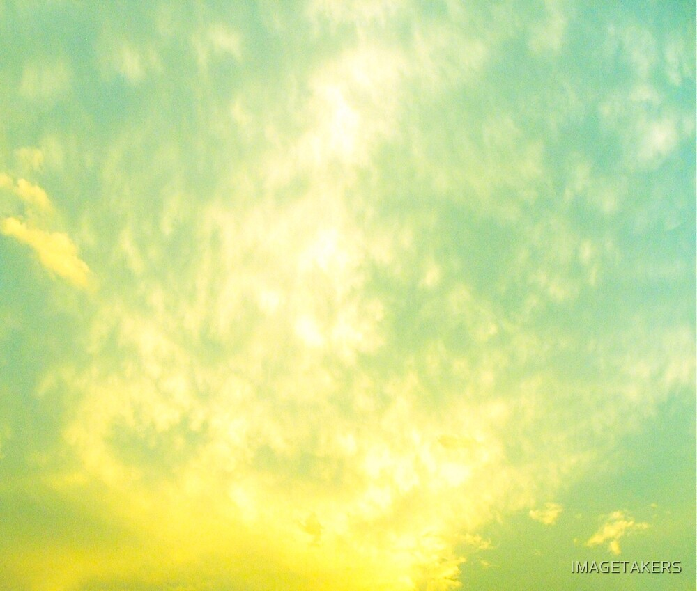 The Yellow Sky by IMAGETAKERS