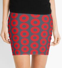 Phish Donut Fishman Mini Skirt