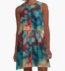 Abstract.15 A-Line Dress