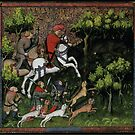 Medieval Huntsman by jenithea