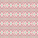 Candy Diamond Dreams Pattern by ARTDICTIVE