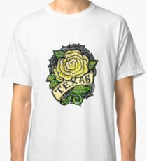 Texas Yellow Rose Classic T-Shirt