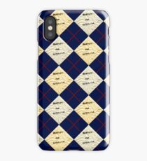 Bartlet for America argyle iPhone Case