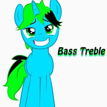 Bass Treble OC smile by TinaFH