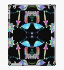 Fairy Celebration Black Background iPad Case/Skin