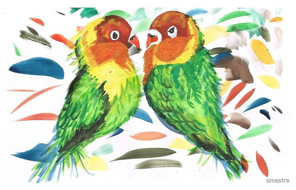 Birdies by amestre