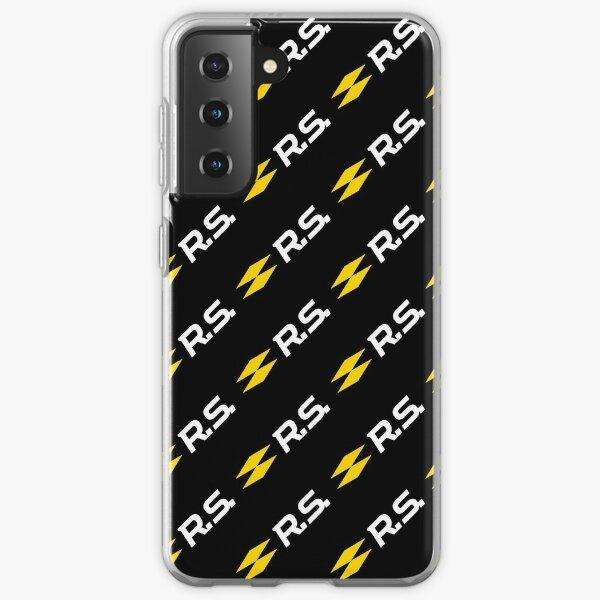 Renault Sport | RS | Voiture Coque souple Samsung Galaxy