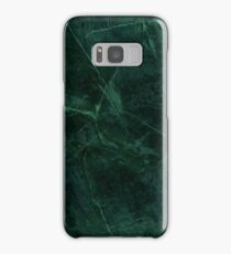 Green Marble Pattern Samsung Galaxy Case/Skin