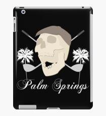 Palm Springs Elderly Golfing Community Adventure Fun Time iPad Case/Skin