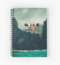 Crawdaunt Spiral Notebook