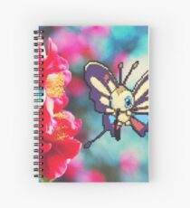 Beautifly Spiral Notebook