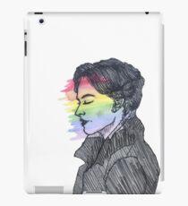 Irene Adler True Colors iPad Case/Skin