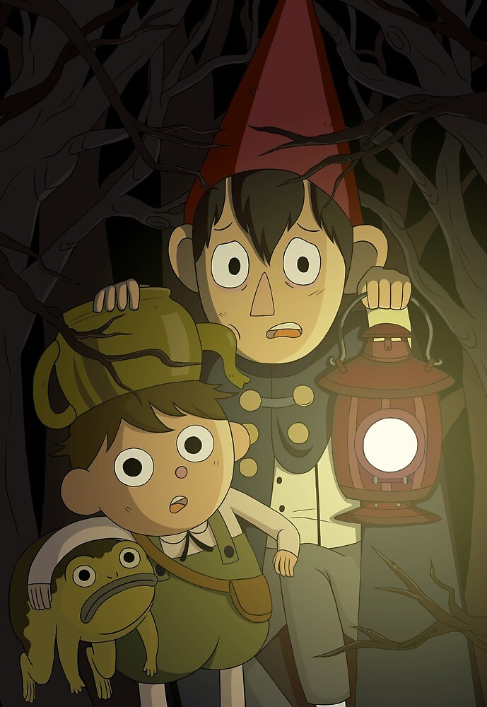 Over the Garden Wall by emiops