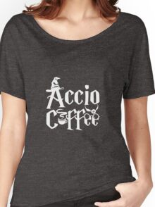 Accio Coffee Women's Relaxed Fit T-Shirt
