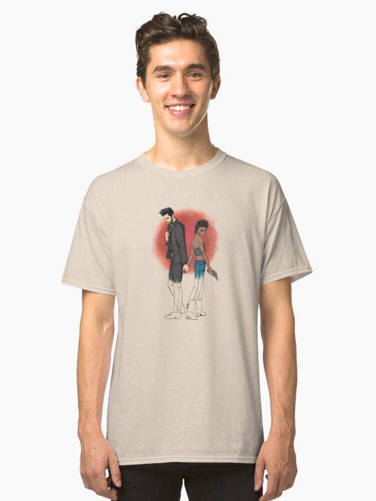 My Tulip Classic T-Shirt Front