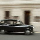 The London Taxi by photograham
