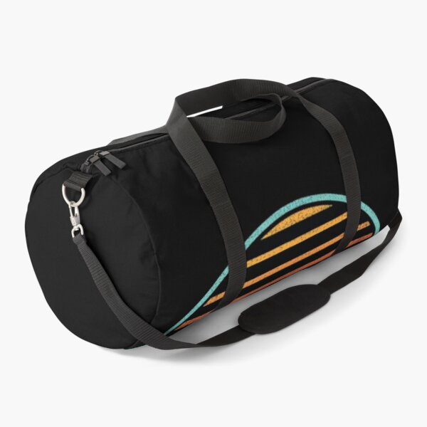 Yoyo Retro 80s Style Gift  Duffle Bag