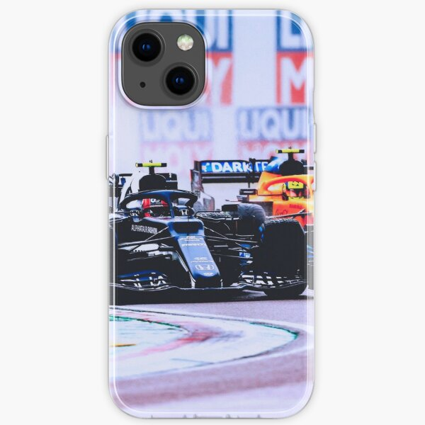 PIERRE GASLY IMOLA GP 2021 Coque souple iPhone