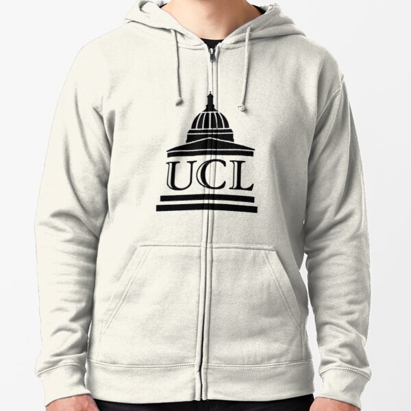 UCL University College London Logo T-Shirts Gift For Fans, For Men and Women Zipped Hoodie