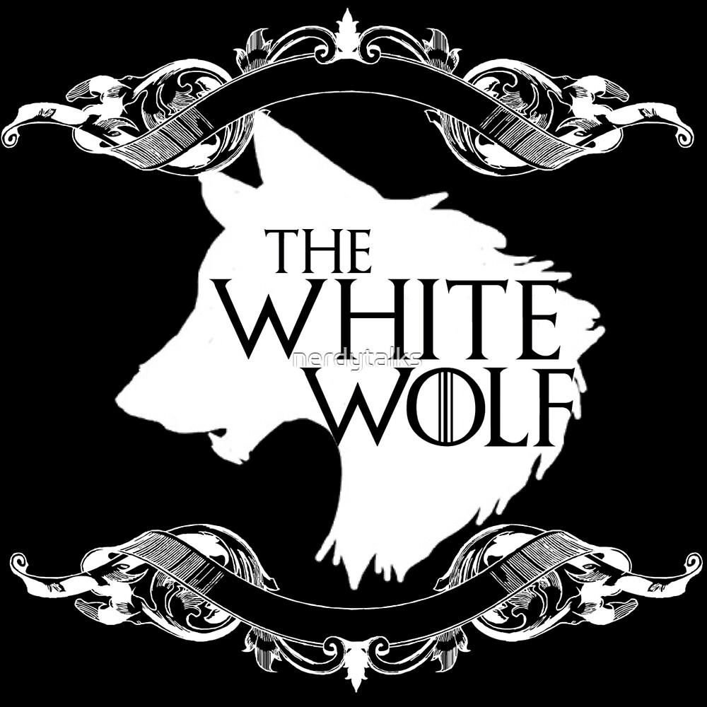 The White Wolf by nerdytalks
