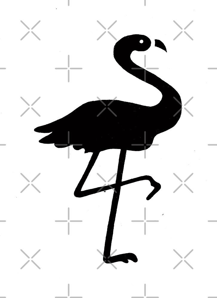 Flamingo by BlackDevil