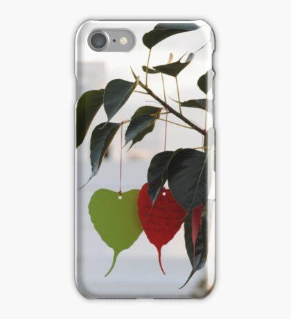 Wishing Tree/Praying Tree iPhone Case/Skin