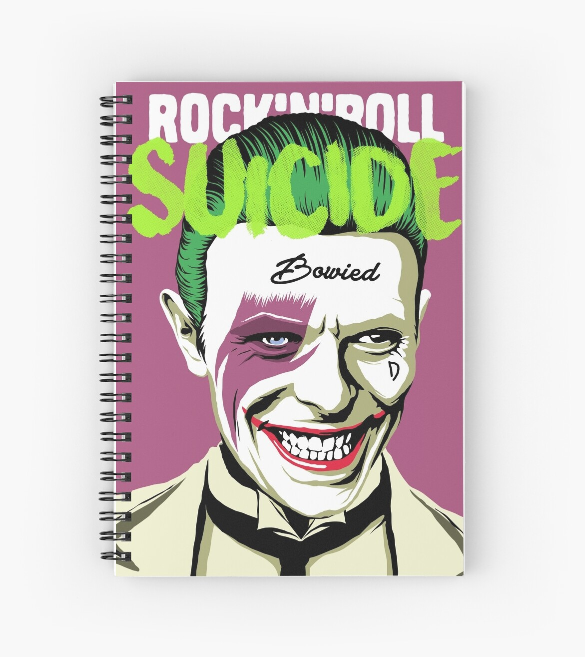 Rock Suicide by butcherbilly