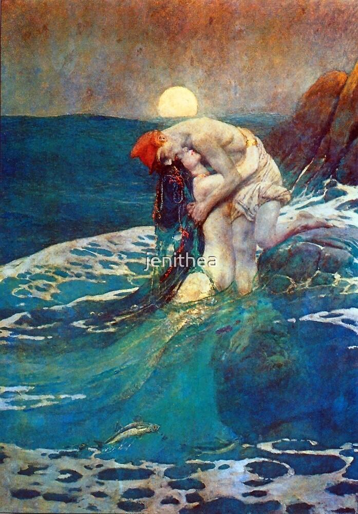 Pyle Mermaid by jenithea
