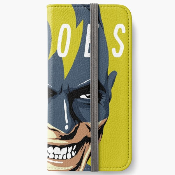 Heroes iPhone Wallet
