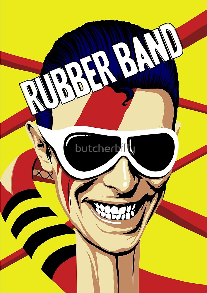 Rubber by butcherbilly