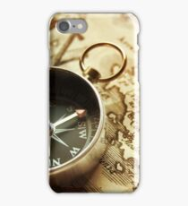 Compass iPhone Case/Skin