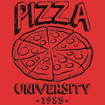 Pizza University by amyaustin168