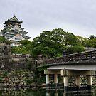 Himeji Castle Bridge by Flossy13