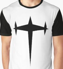 Three Star Elite Four Uniform Graphic T-Shirt