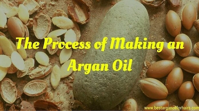 Making of an Argan Oil by emmaclark07