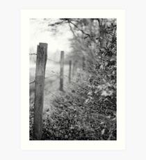 Aberdeenshire Art Print