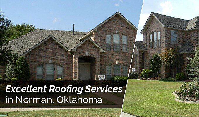 Excellent Roofing Services in Norman, Oklahoma by Newroofing1