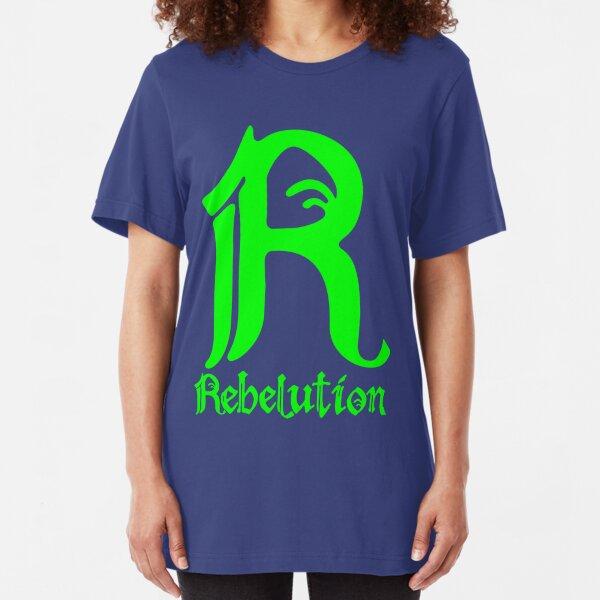 Rebelution Slim Fit T-Shirt