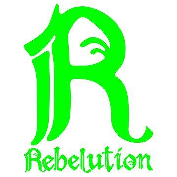 Rebelution by winifredweiss