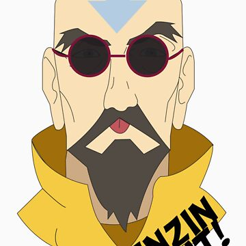 Tenzin Out by BrittanyCollins