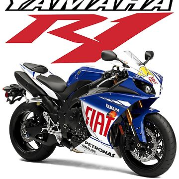 Yamaha R1 by winifredweiss