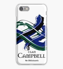 Clan Campbell  iPhone Case/Skin