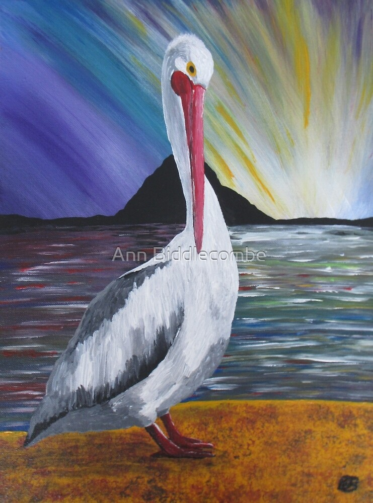 What Me by Ann Biddlecombe