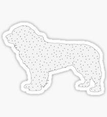 Newfoundland (Dog) Sticker