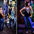 Urban Attitude by Lynnette Peizer