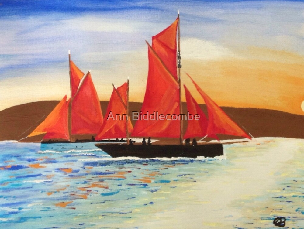 The Crossing by Ann Biddlecombe